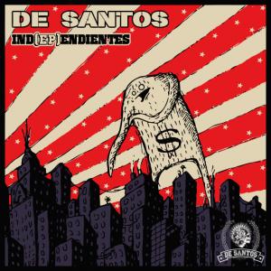 De Santos - Ind(EP)endientes portada