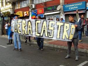 Fuera Castro, protesta (21 de mayo) (1)