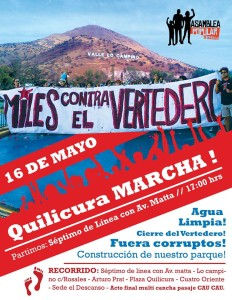 Marcha Quilicura