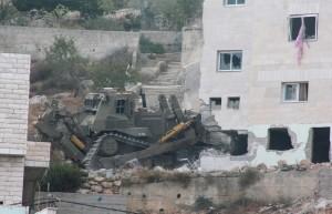 Military operation, Qabalan, Nablus, West Bank, 11.08.2014
